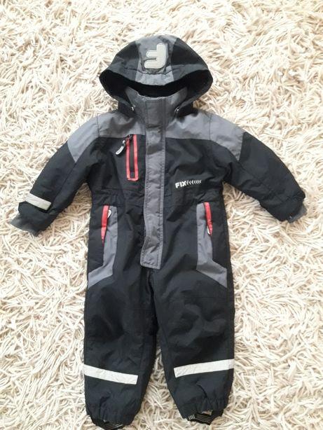 Термо-комбинезон Fix (Швеция)+ПОДАРОК курточка