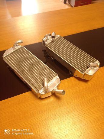 Radiadores Alumínio Suzuki RM250 de 1996 até 2000