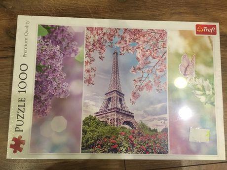 NOWE puzzle Trefl Premiun Quality 1000 elementów