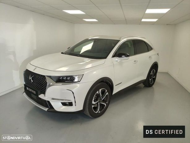 DS DS7 Crossback 1.5 BlueHDi So Chic EAT8