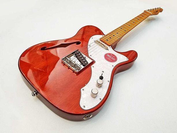 Fender Squier Classic Vibe 60s Thinline Telecaster - Nova