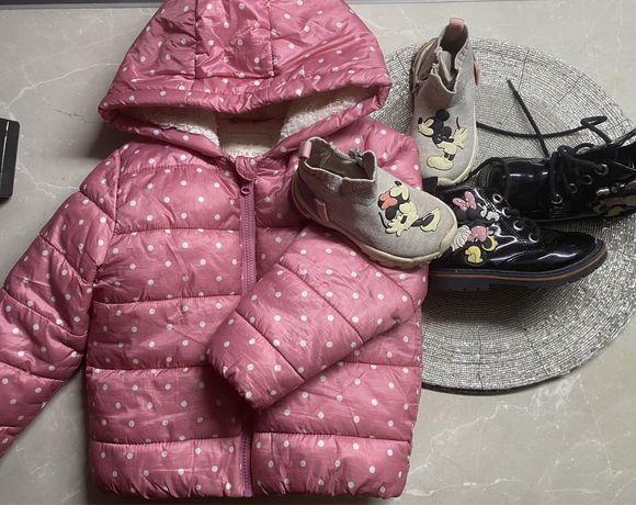 Детская курточка F&F