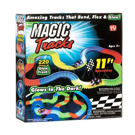 Мэджик Трек Magic Tracks - 220 деталей Автотрек