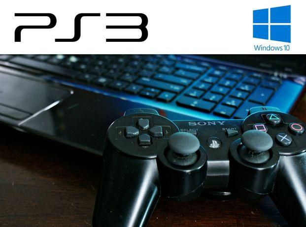 PS3 - Adaptador Sem Fios para PC - NOVO