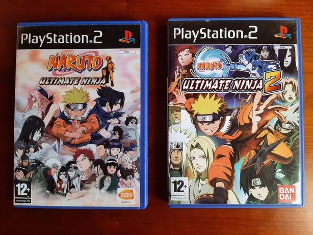 Pack Naruto Ultimate Ninja playstation 2