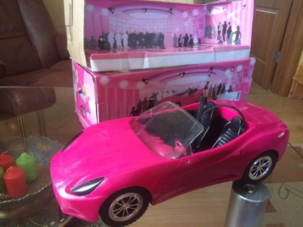 машина для Барбі