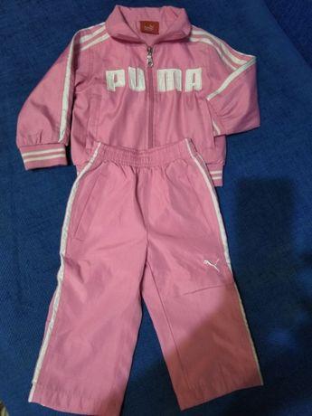 Супер модный костюм Puma 12-18М