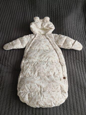 H&m Zimowy śpiworek niemowlęcy