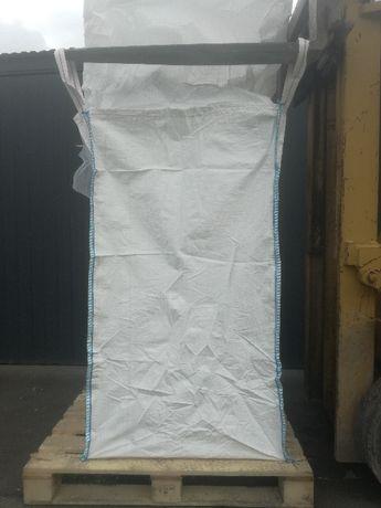Worki Big Bag Używane rozmiar 86/106/190cm Fartuch górny Lej dolny
