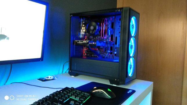 PC Gamer GTX 1060 / Ryzen 5 1600