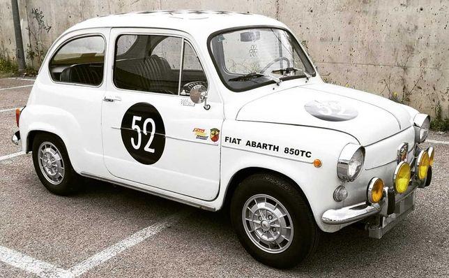 Fiat 600 FIAT ABARTH 850 TC