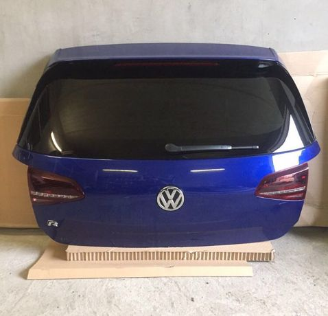 Крышка багажника VW Golf 7 R