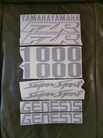 Naklejki sportowe Yamaha FZR 1000