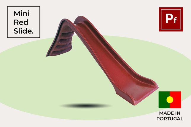Escorrega Mini Red Slide - Especial para Piscinas