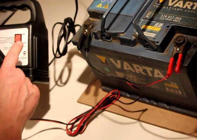Зарядка та обслуговування акумуляторів