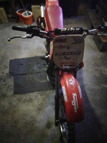 Moto Honda Cr 80cc como Nova