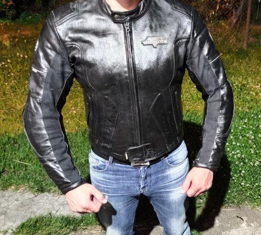 Мотокуртка Tschul, Германия, кожа размер L 50-52