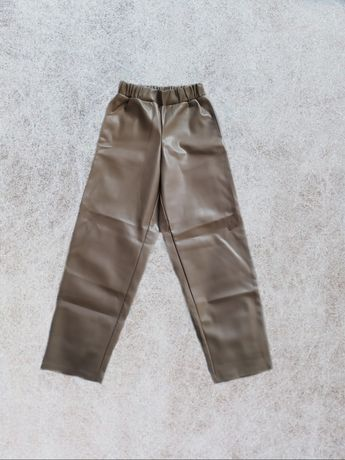 Штаны брюки бананы из экокожи (не худи, толстовка, свитшот, кофта)