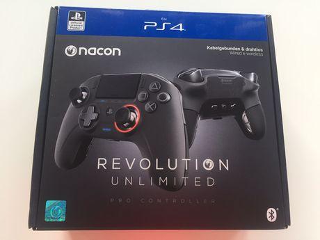 Kontroler PS 4 nacon unlimited pro