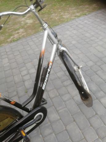 Rower Apollo mało używany