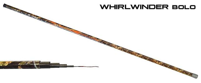 "Маховое удилище: Fishing ROI ""Whirlwind"" Pole - 500.+Тубус! Новое!"