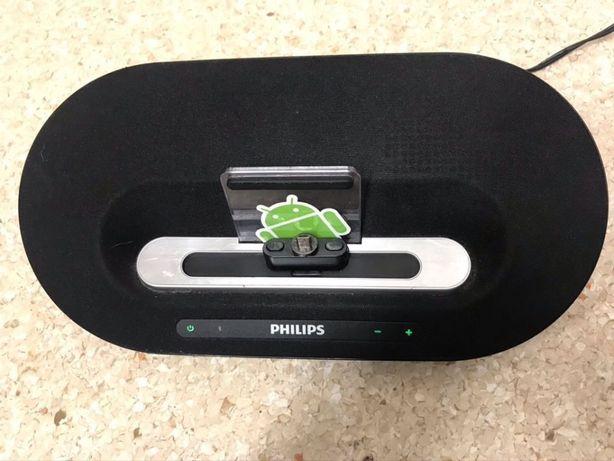 Hit Głośnik Philips stacja ładująca Bluetooth usb-b świetny dźwięk