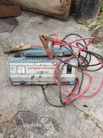 """Зарядно-пусковое устройство """"Электроника ЗП-01"""""""