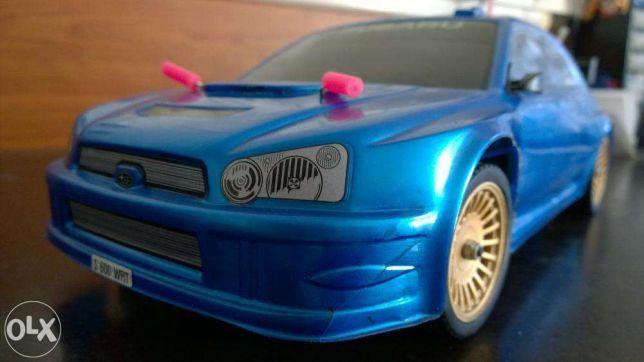 Subaru rc 1:10 bycmo