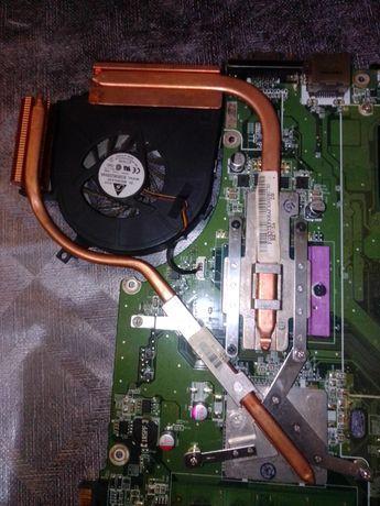 Radiator wentylator laptopa Fujitsu Siemens Amilo Li 3910 oraz 3710