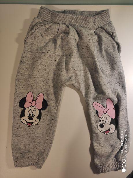Spodnie dla dziewczynki Cool Club 80