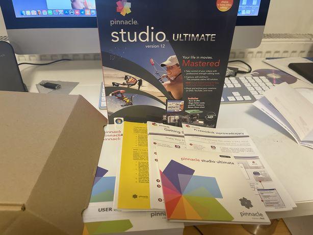 Pinnacle Studio 12 Ultimate + Studio 14 HD
