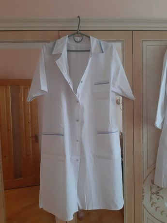 Медичний халат 46