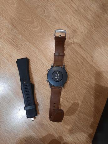Smartwatch huawei watch gt 2 , tarcza 46mm, gwarancja, 2 branzoletki