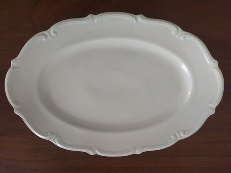 Półmisek talerz patera porcelanowa Wałbrzych