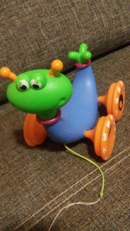 Детская муз. игрушка Улитка