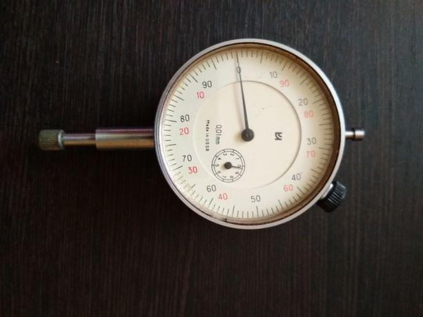 Измерительный индикатор СССР 0.01ММ