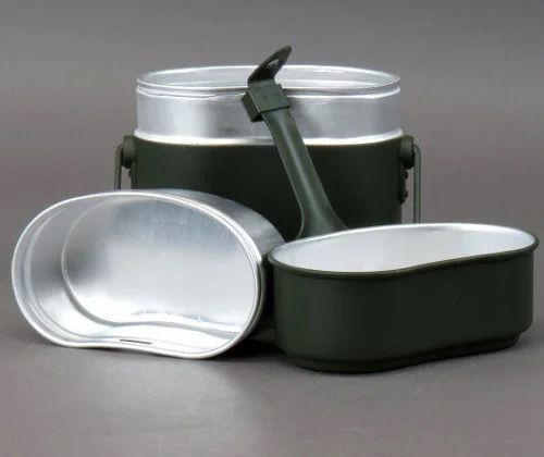 Армейский Котелок 1.7 литров Mil-Tec (14664000) Германия (Посуда)