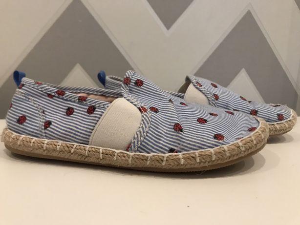 Sprzedam buciki espadryle firmy H&M
