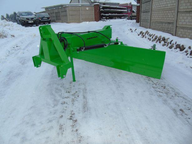 pług równarka do śniegu ziemi