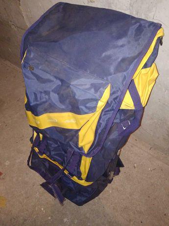 Plecak turystyczny duży
