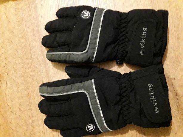 Rękawice narciarskie junior 12 -13lat rozm 6 VIKING