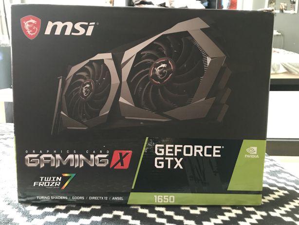 ZAMIENIE !! GTX 1650 Gaming X