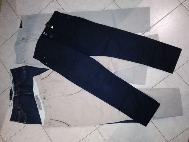 spodnie męskie Reserved rozmiar 32 jak nowe