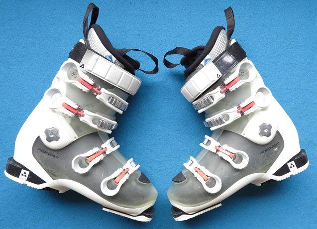 Buty narciarskie FISCHER MY RC PRO 80 26,0 40,0 damskie uzywane NARTY
