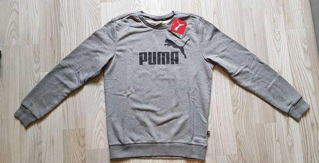 Bluza bluzka męska Puma Essentials Crew Sweat rozm. S NOWA