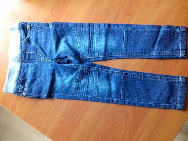 Spodnie dla dziewczynki 98 cm. NOWE