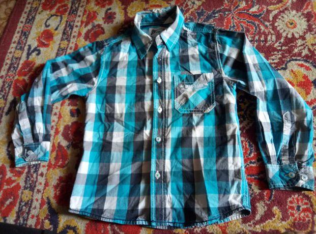 Рубашка детская стильная 5-8лет