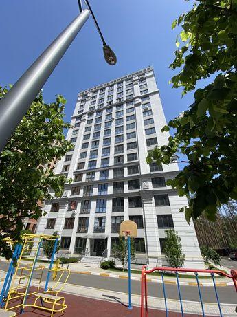 Двухкомнатная 57м² с документами в ЖК Нью Йорк, Ирпень