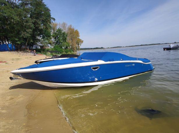 Cobalt 296 motorówka łódź 2013 JAK NOWA idealna 54 mth 600KM Bravo 3
