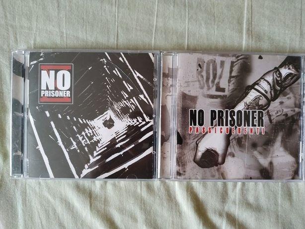 No Prisoner 2cds skinhead/hardcore